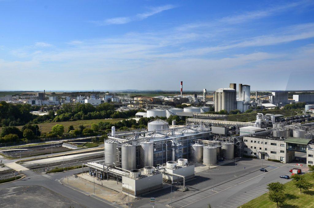 photo usine biocarburants