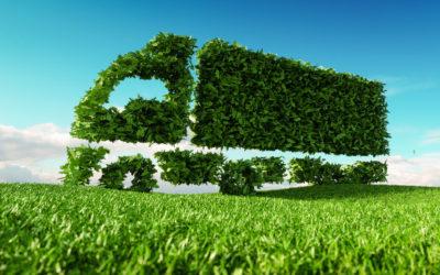 Le transport routier de marchandises dans la transition écologique