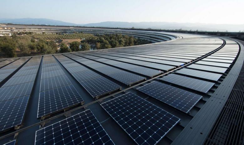 Émirats Arabes Unis : le plus grand parc solaire au monde