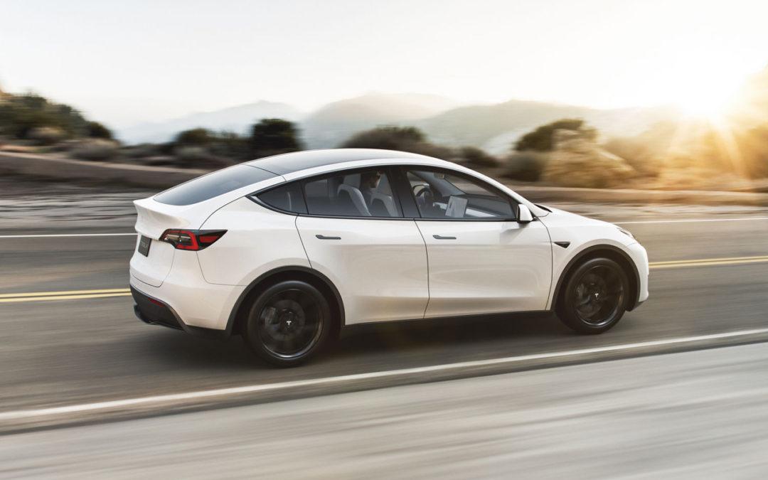 Tesla Model Y, le modèle électrique tech venu de Californie